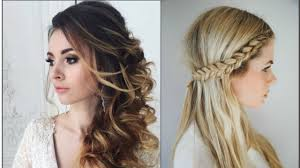 17 New Beautiful Hairstyles Compilation For Girls 2017 Easy