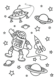 Small Picture Outer Space Coloring Pages 271 Best Images On Pinterest Sistema
