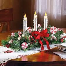 Modern Christmas Centerpiece