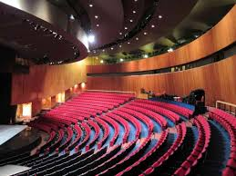 Kitty Carlisle Hart Theatre Seats 982 Picture Of The Egg