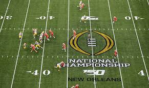 the college football playoff national