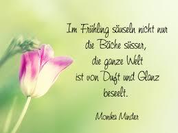 Kurze Frühlingsgedichte Sprüche Und Zitate Zum Frühling