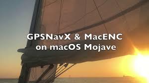 Macenc And Gpsnavx On Mojave