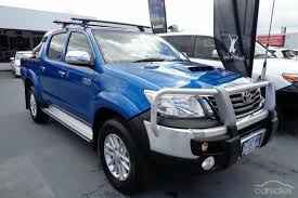 New & Used Toyota Hilux SR5 cars for sale in Australia - carsales.com.au