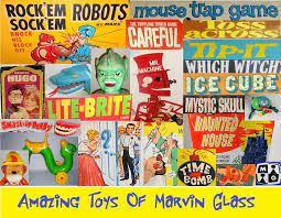 Amazing Toys of Marvin Glass