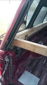 Ranger truck bed camping build pt 1