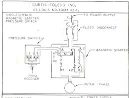 curtis compressor need motor wiring nelp shop floor talk Magnetic Starter Pressure Switch Wiring click image for larger version name 10 06 2005 08;03; wiring diagram magnetic starter pressure switch