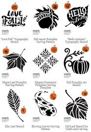 Fall Leaf Pattern Unique Leaf Template Printables Woo Jr Kids Activities