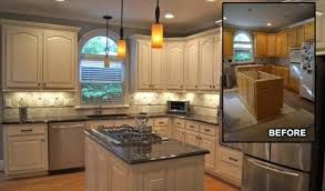cabinet refinishing for kitchen and bathrooms action interior