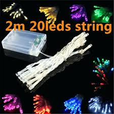 battery led rope lights outdoor indoor festival string lights led colorful led string lights battery operated