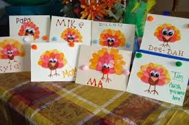 home made thanksgiving cards thanksgiving cards homemade thanksgiving placecards homemade place