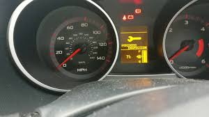 Mitsubishi Lancer Reset Service Light Mitsubishi Outlander Service Message Light Reset