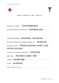 Free Doctors Note For Work Simple Note Doctor Free Dr Template For Work Printable Doctors Notes
