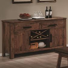 Rustic Kitchen Sideboard Wood Buffet Table Ardyyscom