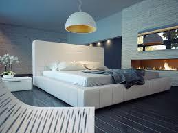 modloft thompson 5 piece white eco leather bedroom set