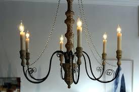 gray chandelier aidan lighting large