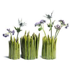 modern interior design grass™ modern flower vase  green