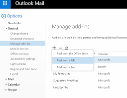 Outlook Light Version How To Install Dazychain Outlook Add In Browser Version