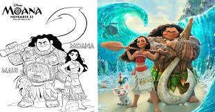 This moana coloring pages article contains affiliate links. Moana Coloring Pages And Printables This Fairy Tale Life