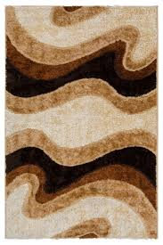 chandra ganesh ganesh38 rug brown black white tan contemporary area rugs by arearugs