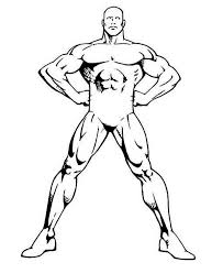 Small Picture Human Body Outline Drawing Coloring Pages Human Body Outline