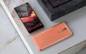 HMD Global trình làng cùng lúc Nokia 5.1, 3.1 và 2.1, chạy Android ...
