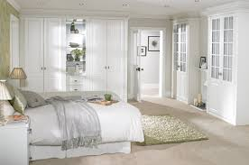 All-White Bedroom Design Ideas