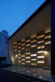 office facade design. checkered house by takeshi shikauchi architect office facade design u
