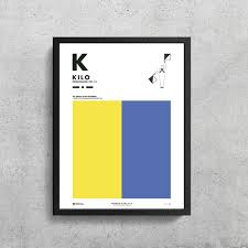 The international phonetic alphabet (ipa) is a system where each symbol is associated with a particular english sound. Signal Flag K Kilo K Phonetic Alphabet Morse Code Etsy