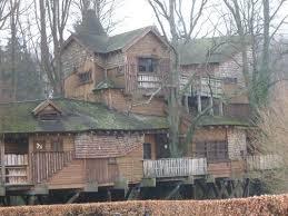 alnwick garden and treehouse restaurant