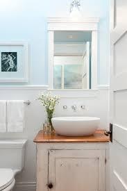 Top Distressed Bathroom Cabinets Cottage Bathroom Jodi Foster Inside