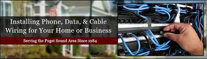 telecommunication engineering network cabling seattle wa