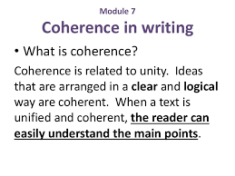 Example of a unified paragraph Karen S  Wright     For writing