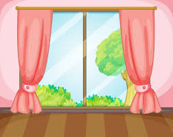 Photo 1 of 8 Cartoon Curtains ( Cartoon Curtains #1)