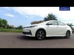 2018 toyota grande. Simple Toyota Toyota Corolla Altis Grande 2017  2018 Facelift PakWheels Review Intended Toyota Grande