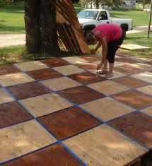 Floors Made From Pallets Flooring Pallet Dance Floor Unforgettable Photo Ideas