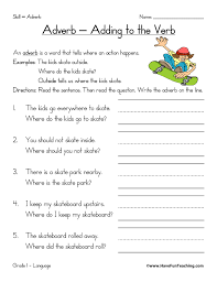 Verb Worksheets | Have Fun Teaching