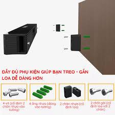Loa Thanh Siêu Trầm Bluetooth Gaming Soundbar 40W Dùng Cho Máy Vi Tính PC  Laptop Tivi Treo Tường BS-18