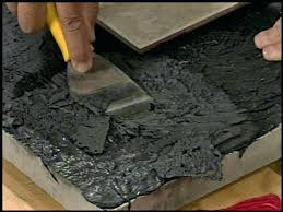 removing old tile cement how to remove ceramic tile cement from wood floor