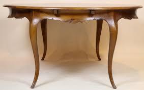 lot 1022 italian round walnut dining table 60 diameter