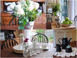 Centerpiece For Kitchen Table Kitchen Kitchen Table Centerpieces Ideas Tags Simple Kitchen