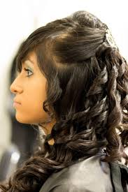 Hairstyles For A Quinceanera 10 Best Images About Mis 15 Anos Hairstyles On Pinterest Half Up