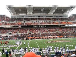 Oregon State Football Reser Stadium Seating Chart