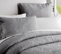Best 25+ Gray bedding ideas on Pinterest | Bedding master bedroom ... & Hanna Wholecloth Quilt, King/Cal. King, Smoke Gray - has to be Adamdwight.com