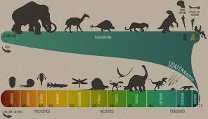 Resultado de imagen de Se fueron los dinosaurios y vinieron los mamíferos
