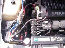 bs install ! the loud lesabre! tons of pics ecoustics com Big 3 Wiring Diagram dont understand pictures??? ok let me explain factory big 3 big stuff 3 wiring diagram