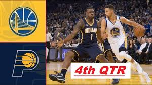 Indiana Pacers vs Golden State Warriors ...