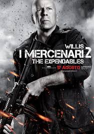 Poster 2 - I mercenari 2