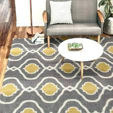 yellow area rug gray and rugs black 5x7