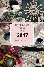 Small Picture Home Decor and Interior Design Trend Forecast 2017